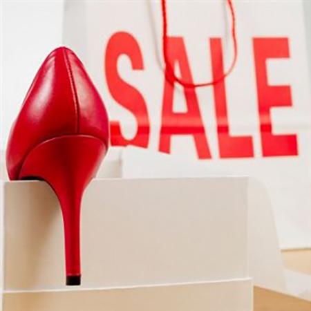 Dance America Shoe sales