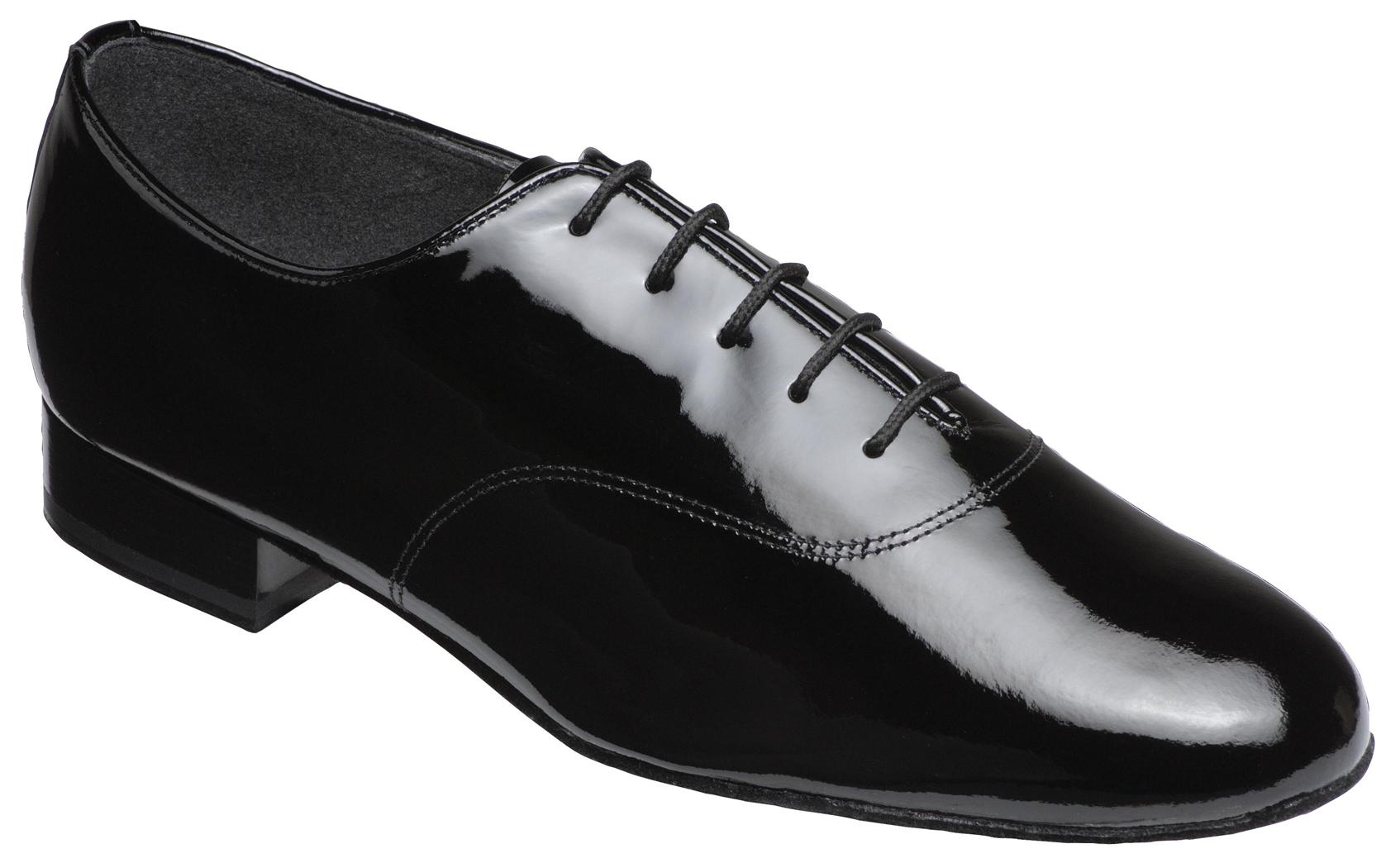 supadance 5000 black patent shoes