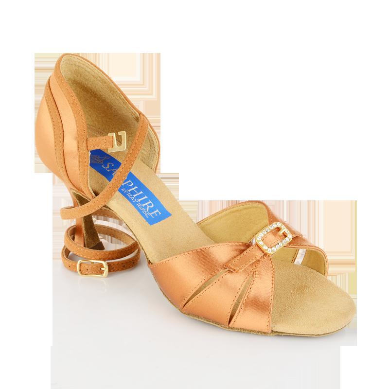 Pavo Tan Dance Footwear