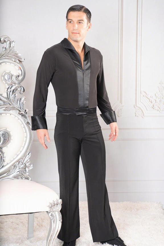 Men's ballroom dance wear