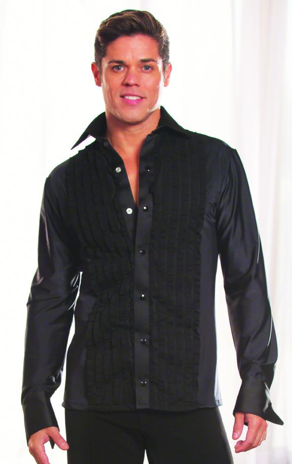 Mens Ballroom Shirts