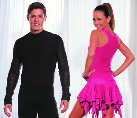 Ballroom Dance Costumes Men Latin American