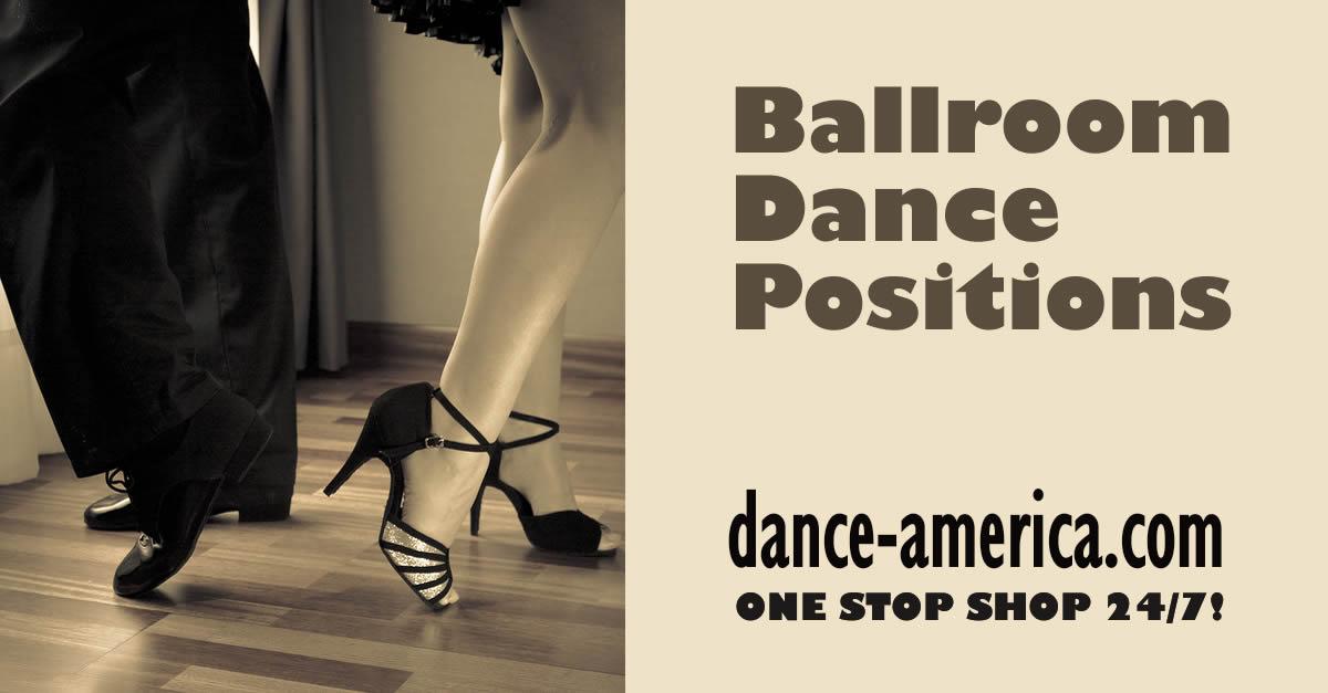 Ballroom Dance Positions