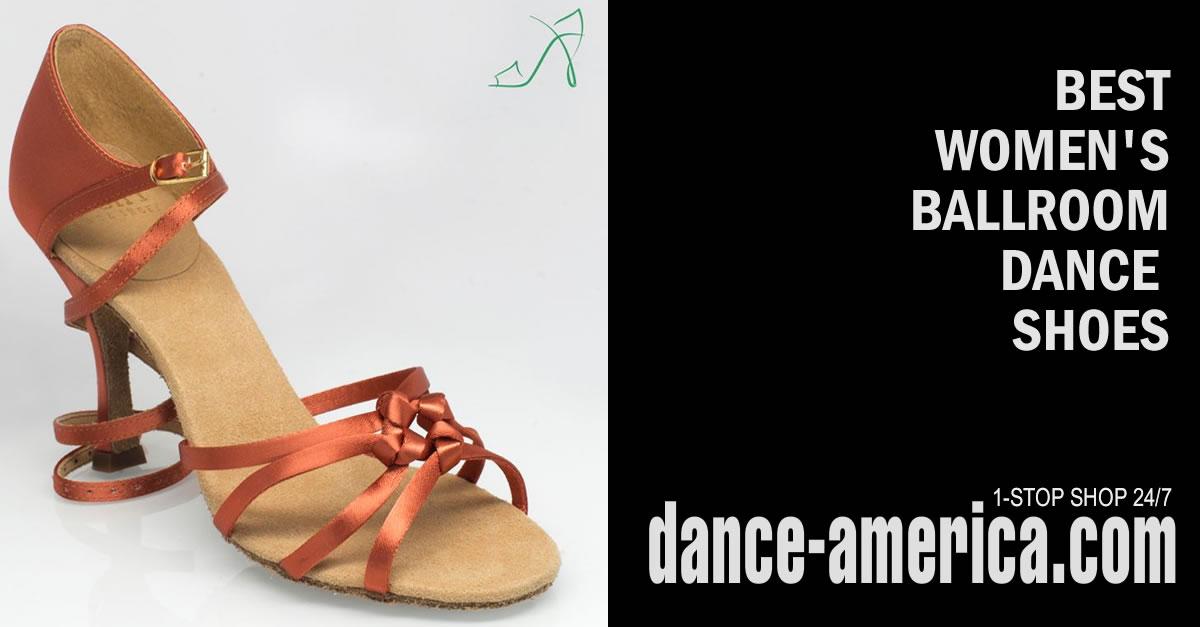 Best Womens Ballroom Dance Shoes