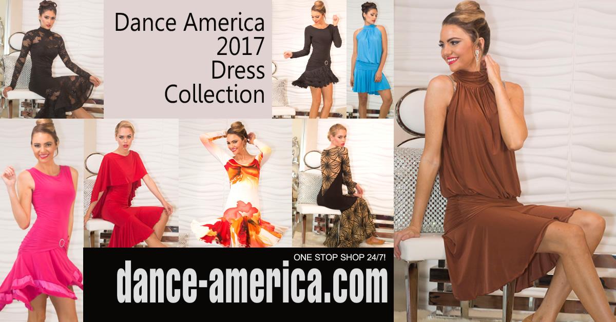 Dance America 2017 Dress Collection
